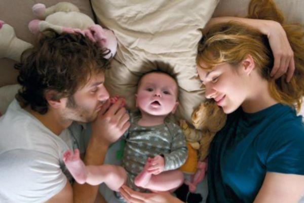 Fotograma de la película 'Un feliz acontecimiento'.