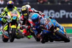 GP Francia: Victoria de Álex Márquez en Moto2
