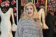 María Jiménez, en una imagen del pasado febrero