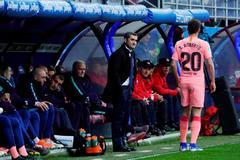 También en vivo el último partido de LaLiga: Eibar - Barça
