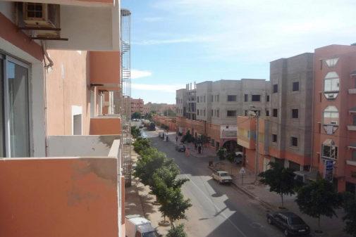 Imagen de archivo de la ciudad de El Aaiún, en el Sáhara Occidental