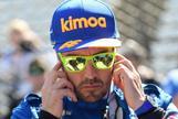 """Alonso, entre la frustración y el enfado: """"Estamos donde nos merecemos"""""""