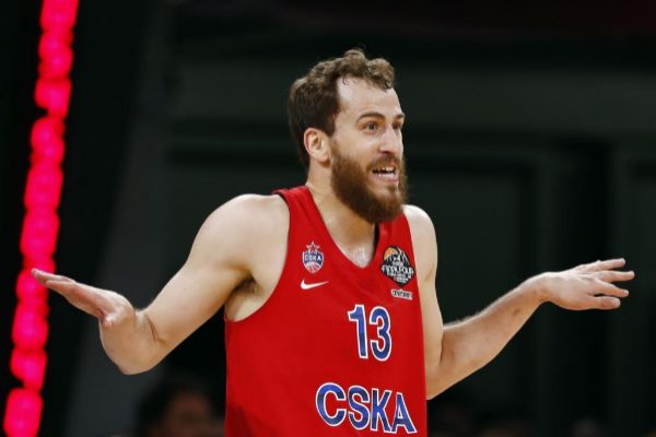 EuroLeague Final Four Semi Final B - CSKA Moscow vs Real Madrid