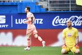 Sólo Messi anima al Barça en la despedida de LaLiga