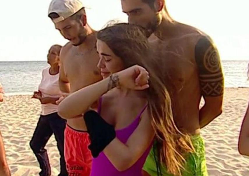 La concursante de Supervivientes 2019 Violeta Mangriñán no se toma...