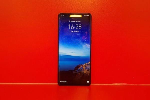P30 pro, uno de los últimos teléfonos Android lanzados por Huawei