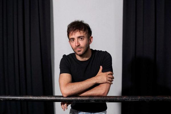 Baldo Ruiz, en el Centro Andaluz de Danza en Sevilla.