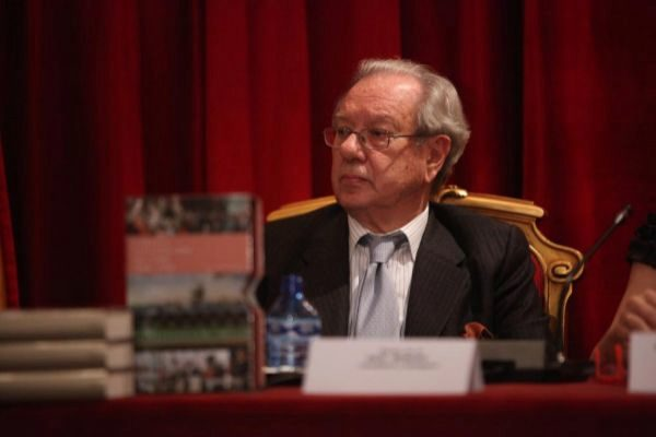 Raúl Morodo, en una imagen de 2011.