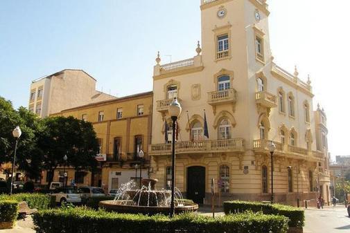 Fachada del Ayuntamiento de La Vall
