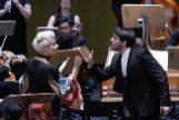 Joyce DiDonato y Carlo Vistoli en la ópera Agrippina.