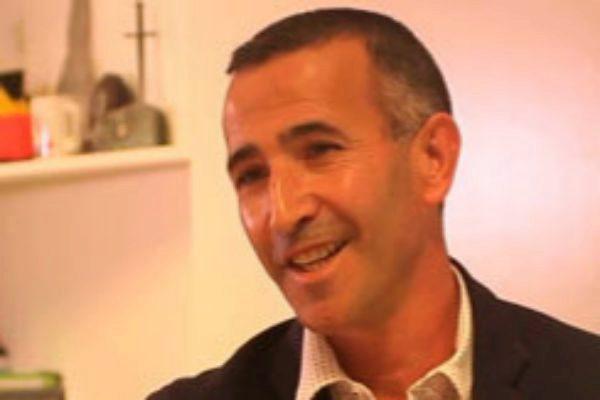 Imagen del alcalde de Alcarràs