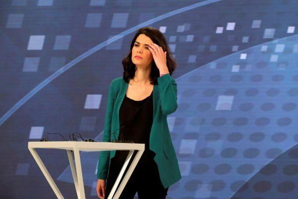 Isa Sierra, candidata de Podemos a la Comunidad de Madrid.