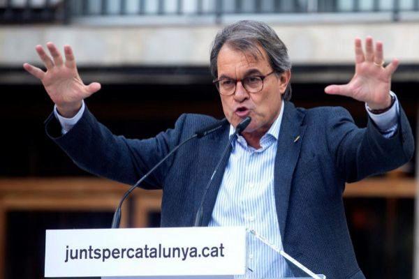 Con Artur Mas se inició el proceso de radicalización nacionalista.