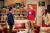 Imagen del capítulo final de The Big Bang Theory en CBS, que se ha...