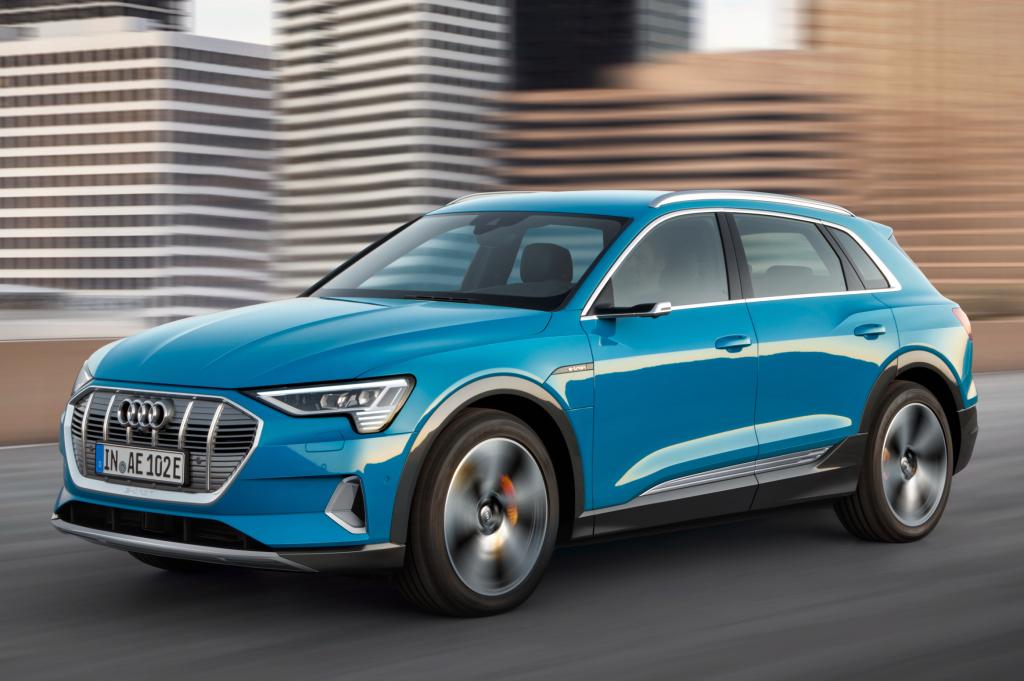 El Audi e-tron, al detalle