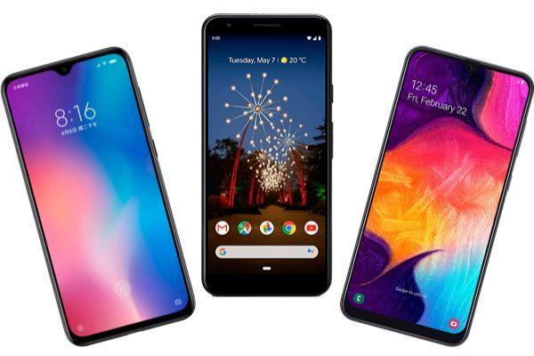 Los móviles que se pueden aprovechar del veto a Huawei