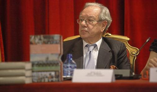 Raúl Morodo, en una imagen de archivo del año 2011