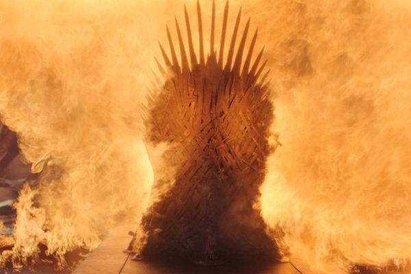 El final del Trono de Hierro.