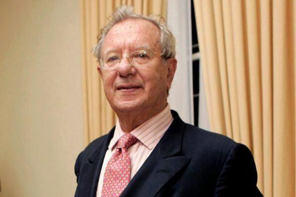 El ex embajador en Venezuela, Raúl Morodo.