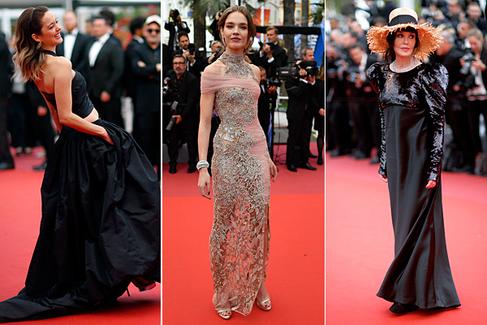 La alfombra roja: del glamour de Marion Cotillard a Isabelle Adjani en modo campestre