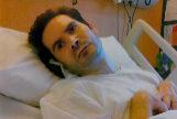 Vincent Lambert, el hombre que lleva desde 2008 en estado vegetativo.
