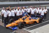 La grotesca cadena de errores en McLaren, sin volante y sin color naranja