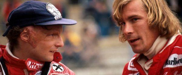 Lauda y Hunt, una de las rivalidades más recordadas del 'Gran Circo'.