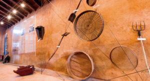 Afortunadas en paisaje y oferta museística