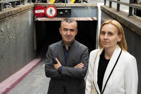 Bernardo Díaz. 20/05/2019. Madrid. Cultura. Literatura. Los...