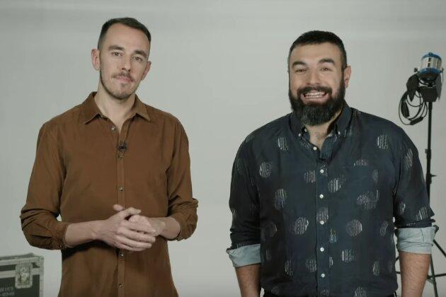 Alberto Casado y Rober Bodegas, los integrantes de Pantomima Full, a...