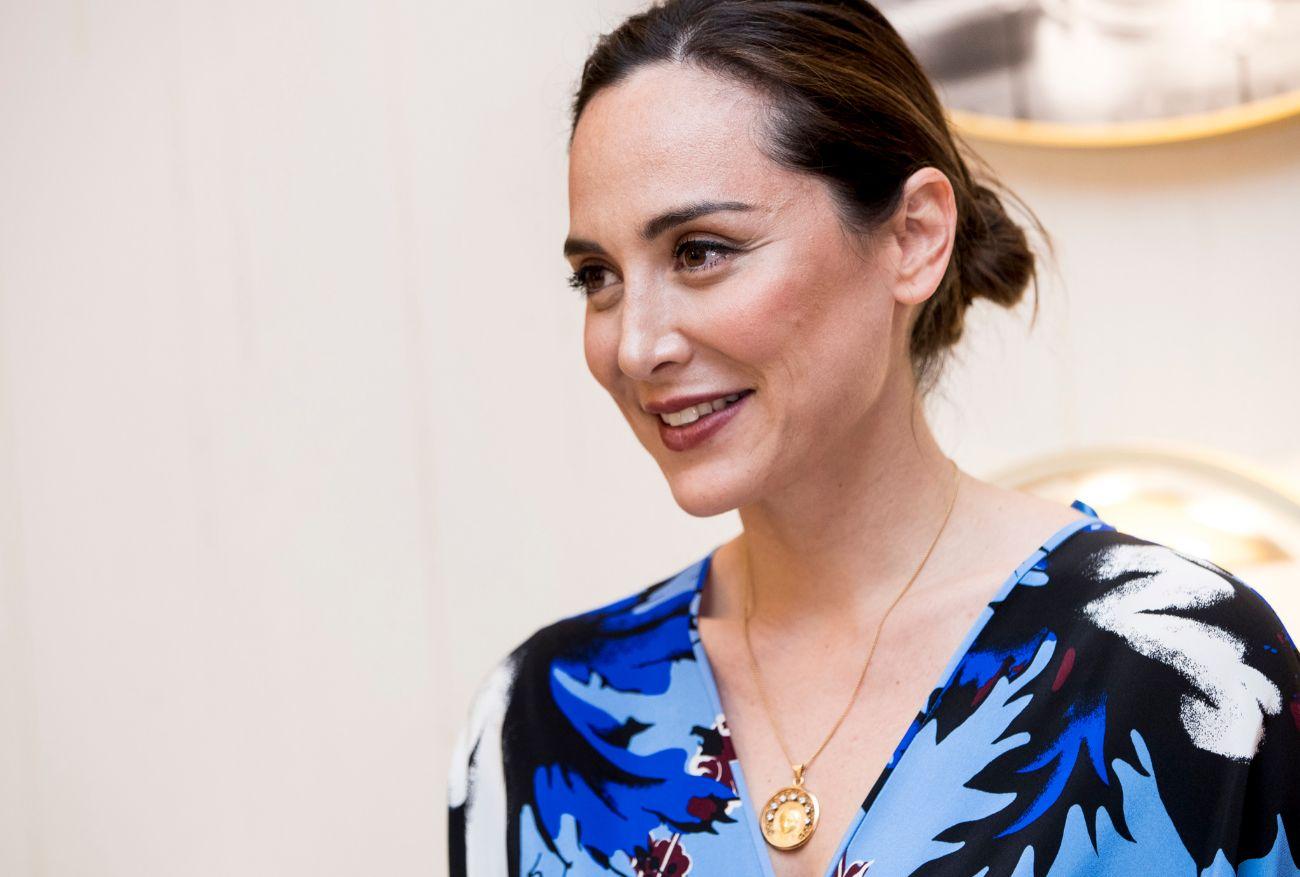 La hija de Isabel y el marqués de Griñón, Tamara Falcó (37),...