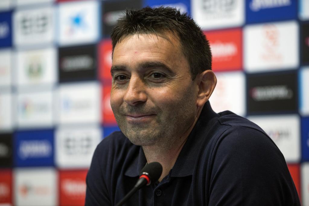 Asier Garitano, nuevo entrenador del Alavés.