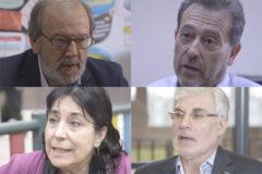 Psicólogos en 4 entornos: deporte, cárcel, clínica y colegios