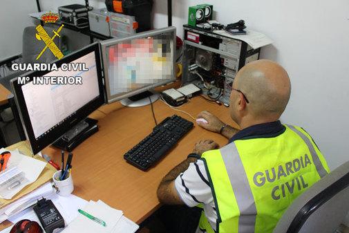 La Guardia Civil tiene un departamento para perseguir delitos financieros.
