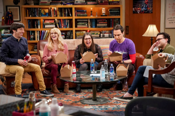 'The Big Bang Theory' se despide frente a 18 millones de espectadores