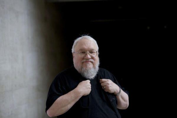 """El escritor de las novelas que inspiraron """"Juego de Tronos"""", George R.R Martin"""