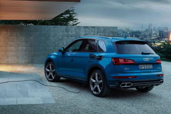 El Audi Q5 estrena versión híbrida enchufable con 40 km. de autonomía eléctrica