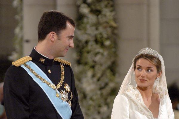 Hoy, 22 de mayo, se cumplen 15 años de la boda entre el entonces Príncipe Felipe y doña Letizia.