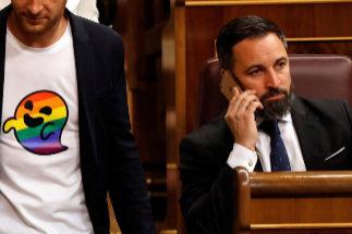 El Congreso, entre 'gaysper', presos y 'Valle Inclán'