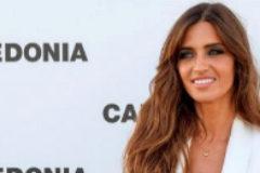 La presentadora y mujer de Iker Casillas, Sara <HIT>Carbonero</HIT>, ha asistido a la presentación de la nueva colección de Calzedonia en Ibiza.