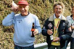 El humor ácido de Niki Lauda