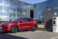 Nuevo Kuga, el modelo más electrificado de Ford