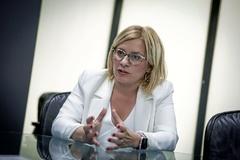 Mª Carmen Contelles, cabeza de lista del PP a la Alcaldía de La Pobla de Vallbona.