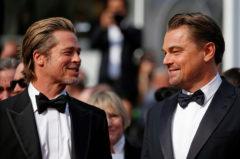 Brad Pitt y Leonardo Di Caprio, la revolución