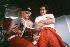 Niki Lauda no era un loco al volante, tenía una sensibilidad especial