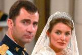 La foto de la boda de Felipe y Letizia que, 15 años después, no podría darse