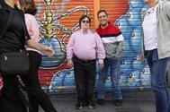 """Pablo Pineda y El Langui: """"Queremos gritar a la gente con discapacidad que sí se puede"""""""