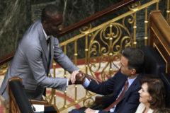 La historia del primer diputado senegalés de España