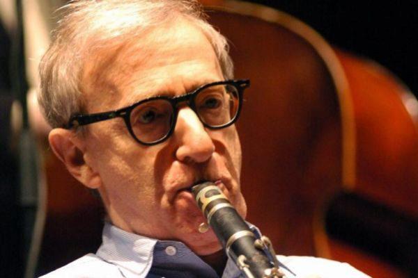 El cineasta Woody Allen.