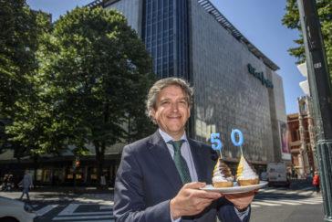 El director del centro de Bilbao, Enrique Casado.